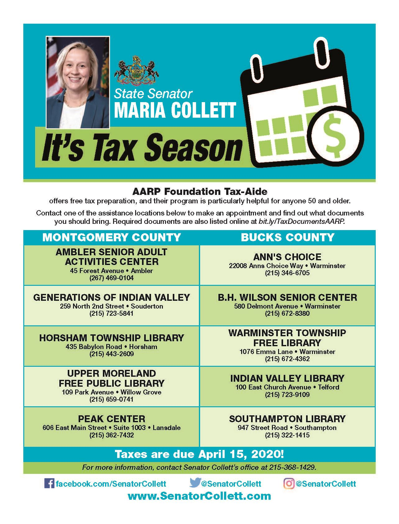 2019 Tax_Prep_AARP_Flyer2